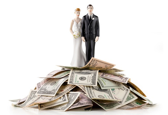 How Much Is An Average Wedding